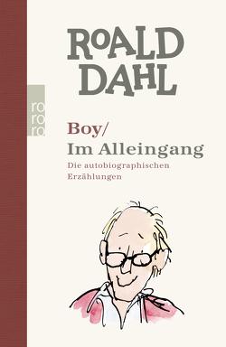 Boy / Im Alleingang von Dahl,  Roald, Quidam,  Adam, Stiehl,  Hermann