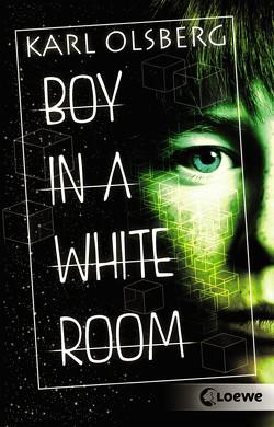 Boy in a White Room von Olsberg,  Karl