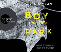 Boy in the Park – Wem kannst du trauen? von Ebnet,  Karl-Heinz, Grayson,  A.J., Nathan,  David