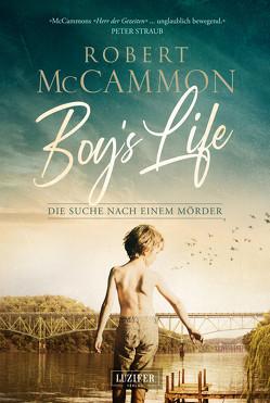 BOY'S LIFE – Die Suche nach einem Mörder von Lischewski,  Nicole, McCammon,  Robert