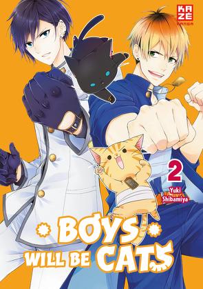 Boys will be Cats – Band 2 (Finale) von Probst,  Stefanie, Shibamiya,  Yuki