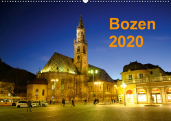 Bozen 2020 (Wandkalender 2020 DIN A2 quer) von Dorn,  Markus