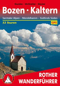 Bozen – Kaltern (E-Book) von Dumler,  Helmut, Hirtlreiter,  Gerhard, Hüsler,  Eugen E.