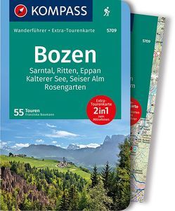 Bozen, Sarntal, Ritten, Eppan, Kalterer See, Seiser Alm, Rosengarten von Baumann,  Franziska