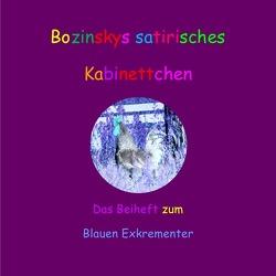 Bozinskys satirisches Kabinettchen von Bozinsky,  R. T.