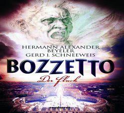 Bozzetto von Beyeler,  Hermann Alexander, Schneeweiss,  Gerd J.