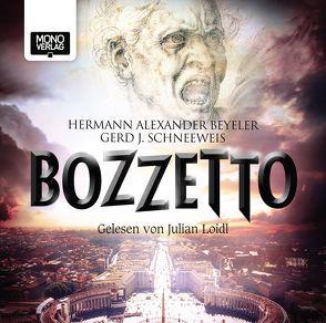 Bozzetto von Beyeler,  Hermann Alexander, Loidl,  Julian, Schneeweis,  Gerd J.