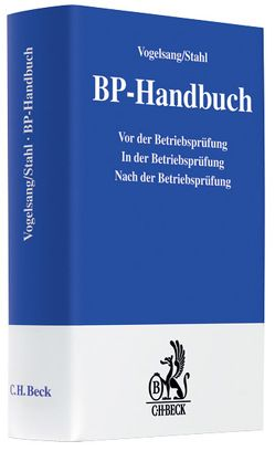 BP – Handbuch von Stahl,  Rudolf, Vogelsang,  Norbert