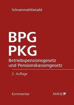 BPG und PKG von Kietaibl,  Christoph, Schrammel,  Walter