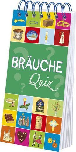 Bräuche-Quiz von Rohrbeck,  Manfred, Zeidler,  Eva