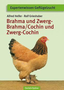 Brahma und Zwerg-Brahma, Cochin und Zwerg-Cochin von Grieshaber,  Rolf, Helfer,  Alfred