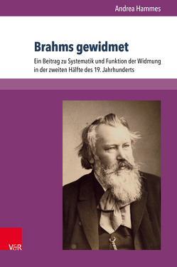 Brahms gewidmet von Hammes,  Andrea