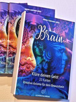 BRAIN – 33 Karten + Anleitung von Andrea Constanze,  Kraus