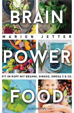 Brain-Power-Food von Jetter,  Marion