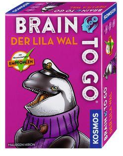 BRAIN TO GO® – Der lila Wal