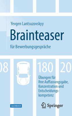Brainteaser für Bewerbungsgespräche von Lantsuzovskyy,  Yevgen