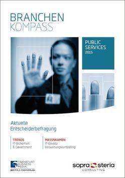 Branchenkompass Public Services 2015 von Preußer,  Jacqueline