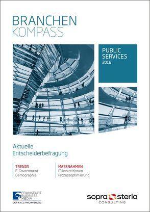 Branchenkompass Public Services 2016 von Heck,  Marion, Preußer,  Jacqueline