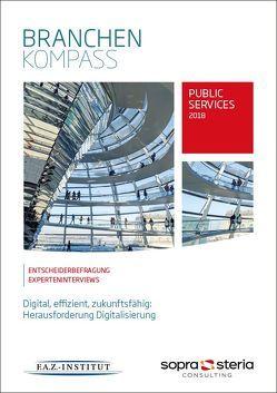 Branchenkompass Public Services 2018