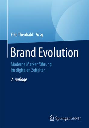 Brand Evolution von Theobald,  Elke