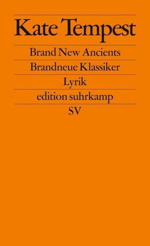 Brand New Ancients / Brandneue Klassiker von Tempest,  Kate, Wange,  Johanna