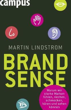 Brand Sense von Lindstrom,  Martin, Pyka,  Petra