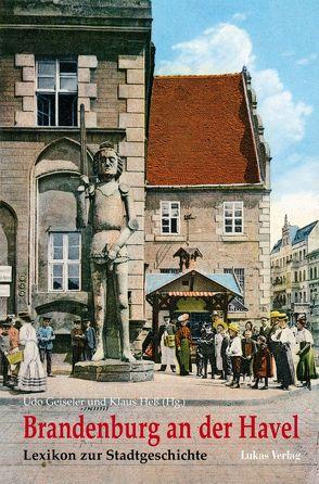 Brandenburg an der Havel von Geiseler,  Udo, Hess,  Udo