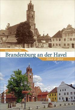 Brandenburg an der Havel von Kohnke,  Hans-Georg