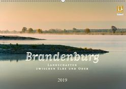 Brandenburg – Landschaften zwischen Elbe und Oder (Wandkalender 2019 DIN A2 quer) von Rautenberg,  Harald