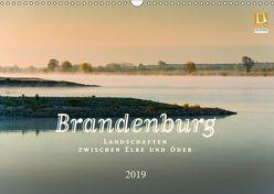 Brandenburg – Landschaften zwischen Elbe und Oder (Wandkalender 2019 DIN A3 quer) von Rautenberg,  Harald