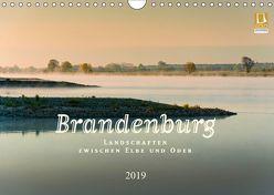 Brandenburg – Landschaften zwischen Elbe und Oder (Wandkalender 2019 DIN A4 quer) von Rautenberg,  Harald