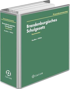 Brandenburgisches Schulgesetz von Glöde,  Harald, Hanssen,  Klaus