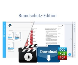 Brandschutz-Edition von Straub,  Hans-Jürgen, Tschacher,  Georg
