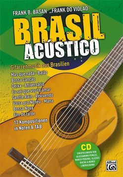 Brasil Acústico von Basan,  Frank B.