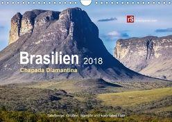 Brasilien 2018 – Chapada Diamantina (Wandkalender 2018 DIN A4 quer) von Bergwitz,  Uwe