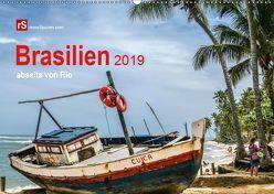 Brasilien 2019 abseits von Rio (Wandkalender 2019 DIN A2 quer) von Bergwitz,  Uwe