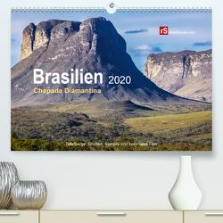 Brasilien 2020 – Chapada Diamantina (Premium, hochwertiger DIN A2 Wandkalender 2020, Kunstdruck in Hochglanz) von Bergwitz,  Uwe