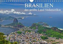 Brasilien – das größte Land Südamerikas (Wandkalender 2019 DIN A4 quer) von Janusz,  Fryc