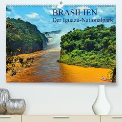 Brasilien. Der Iguazú-Nationalpark (Premium, hochwertiger DIN A2 Wandkalender 2020, Kunstdruck in Hochglanz) von Janusz,  Fryc