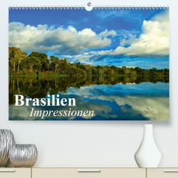Brasilien. Impressionen (Premium, hochwertiger DIN A2 Wandkalender 2021, Kunstdruck in Hochglanz) von Stanzer,  Elisabeth