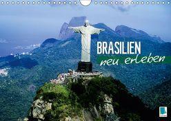 Brasilien neu erleben (Wandkalender 2019 DIN A4 quer) von CALVENDO