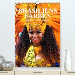Brasiliens Farben (Premium, hochwertiger DIN A2 Wandkalender 2020, Kunstdruck in Hochglanz) von Werner Altner,  Dr.
