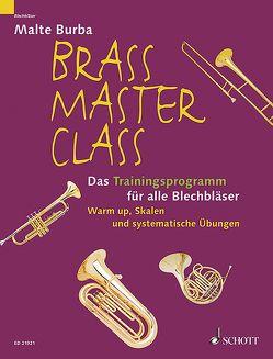 Brass Master Class von Burba,  Malte