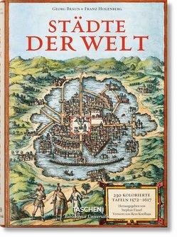 Georg Braun/Franz Hogenberg. Städte der Welt von Füssel,  Stephan, Koolhaas,  Rem