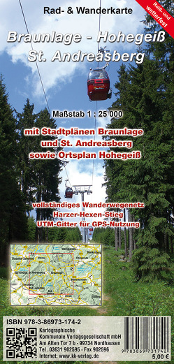 Braunlage – Hohegeiß – Sankt Andreasberg