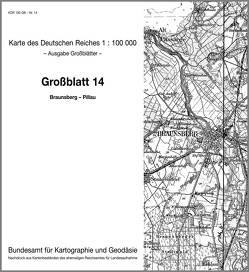 Braunsberg – Pillau