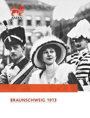 Braunschweig 1913 von Hollberg,  Cecilie