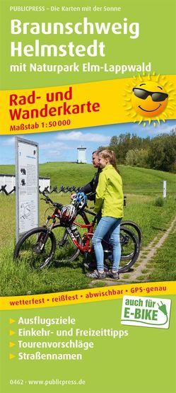 Braunschweig – Helmstedt mit Naturpark Lappwald
