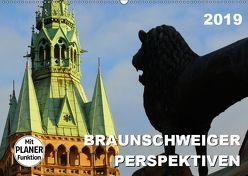 Braunschweiger Perspektiven 2019 (Wandkalender 2019 DIN A2 quer) von Schröer,  Ralf