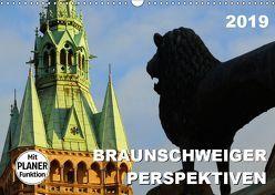 Braunschweiger Perspektiven 2019 (Wandkalender 2019 DIN A3 quer) von Schröer,  Ralf
